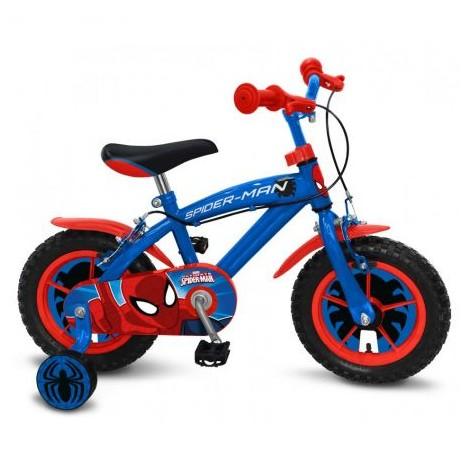 Bicicleta spiderman 14