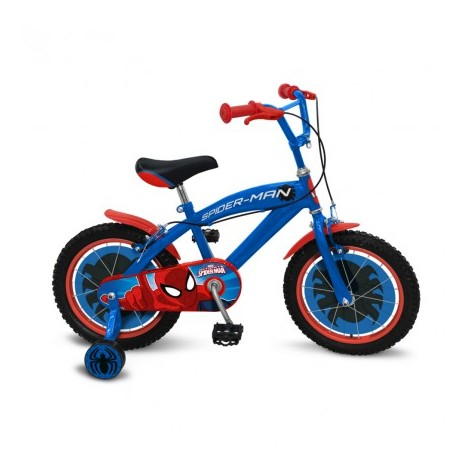 Bicicleta spiderman 16