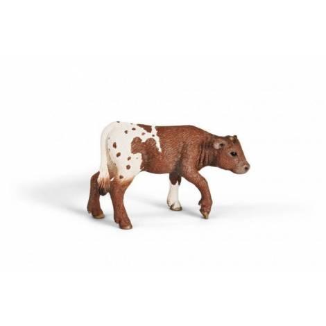 Figurina animal pui bivol texan