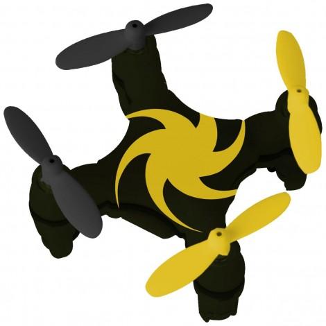 Proto quad, black/yellow