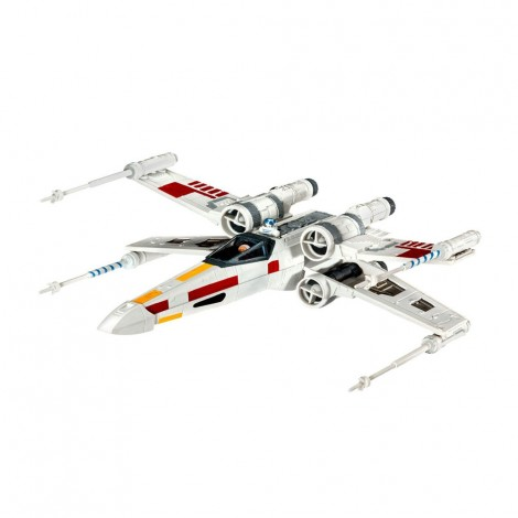 Nava macheta revell model set xwing fighter rv63601