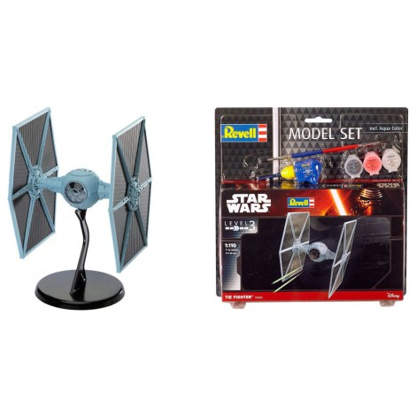 Nava revell model set tie fighter rv63605
