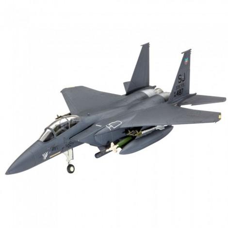 Model set revell avion f15e strike eagle & bombs rv63972