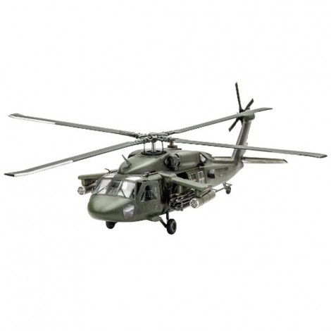 Model set revell elicopter uh60a transport helicopter rv64940