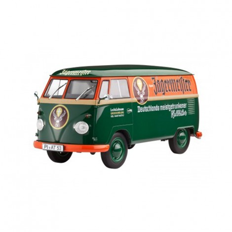 Model set revell vw t1 kastenwagen rv67076