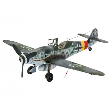Messerschmitt bf109 g10 revell rv3958
