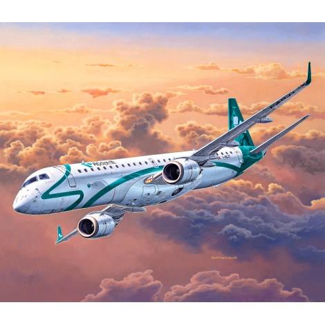 Embraer 195 revell rv4884