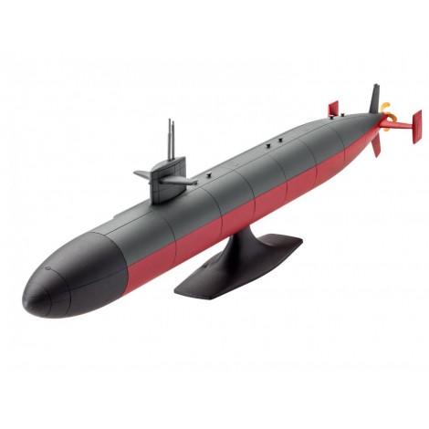 Us navy submarines uss dallas revell rv5067