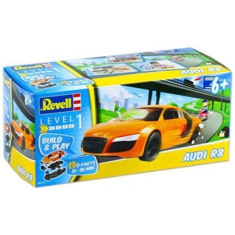 Audi r8 revell rv6111