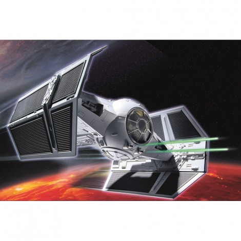 Darth vaders tie fighter revell rv6655
