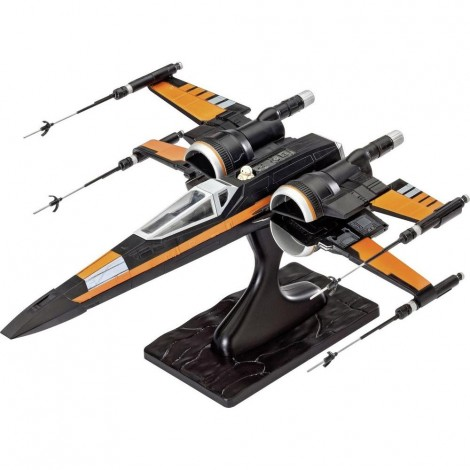 Poes xwing fighter revell rv6692