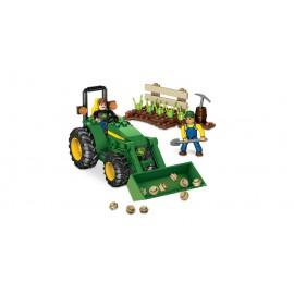 John Deere Tractor pentru ferma Mega Bloks