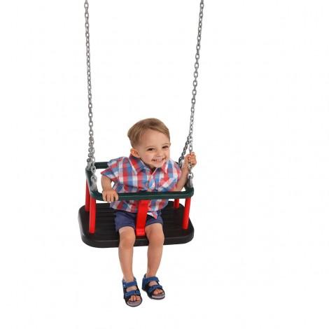 Leagan cu lant pentru bebelusi