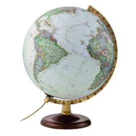Glob iluminat National Geographic Gold Executive 30 cm