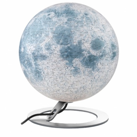 Glob iluminat National Geographic Luna 30 cm