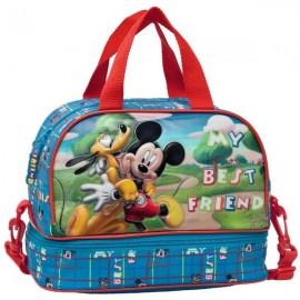 Geanta de umar Mickey si Pluto