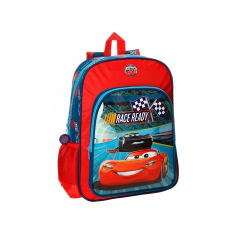 Ghiozdan scoala 40 cm Cars Race