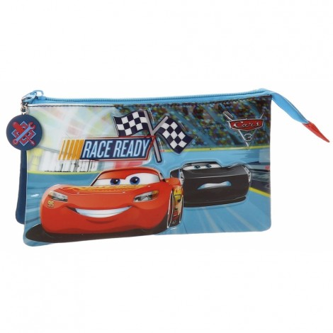 Penar 22 cm 3 compartimente Cars Race