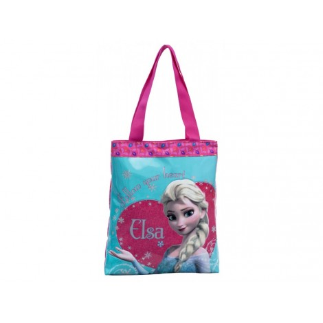 Geanta shopping Disney Frozen Elsa