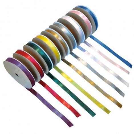 Set panglici satin colorate