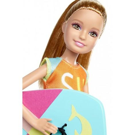 Papusa Barbie -  Surorile la plaja