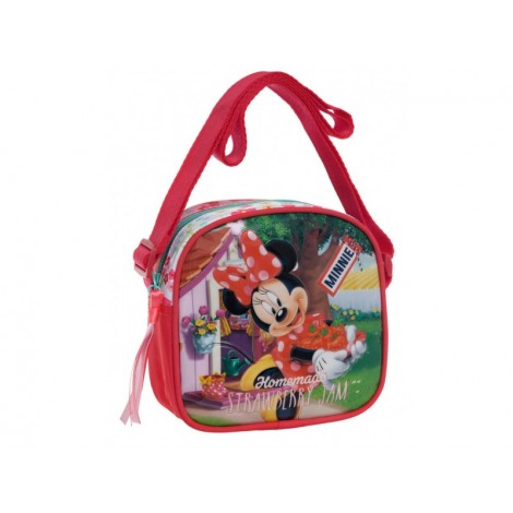 Geanta de umar 15 cm Minnie Strawberry