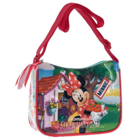 Geanta de umar 19 cm Minnie Strawberry
