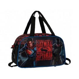 Geanta de voiaj 45 cm Superman - Batman