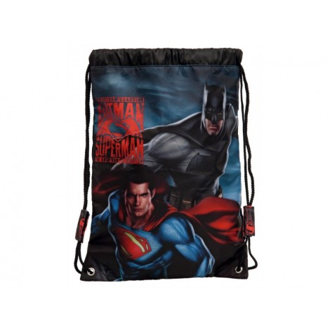 Sac 40 Cm Superman - Batman imagine