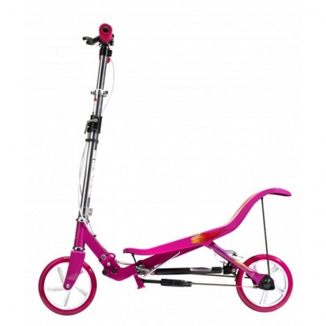 Trotineta space scooter x360 series, junior, roz