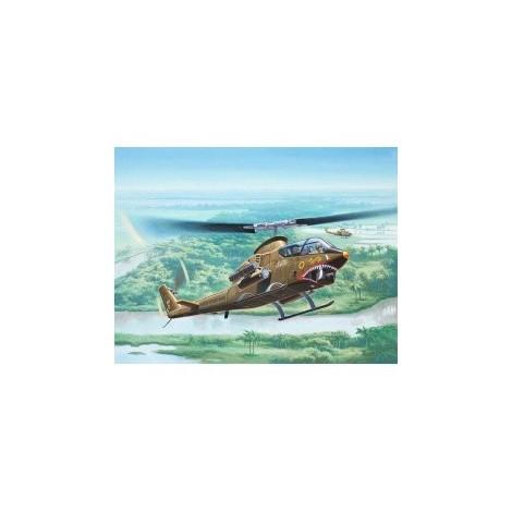 Macheta revell elicopter militar bell ah1g cobra rv4956