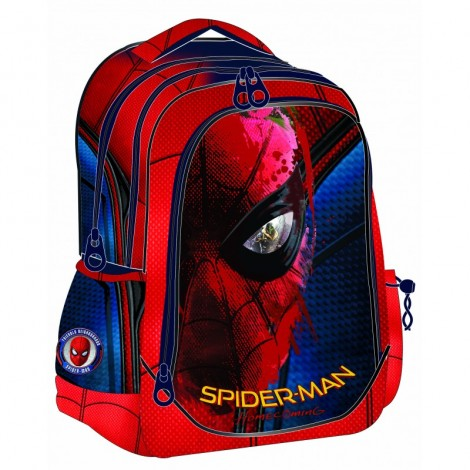 Ghiozdan scoala spider-man - homecoming