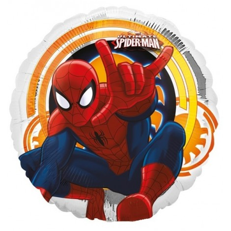 Balon Folie Spiderman 23 Cm