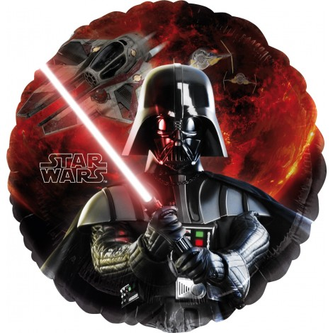 Balon Folie Star Wars 45 Cm
