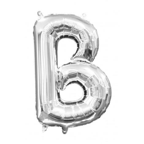 Balon Folie Mini Litera B