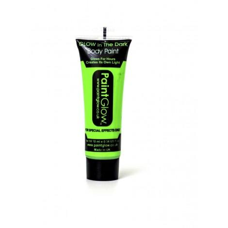 Machiaj Fosforescent Verde