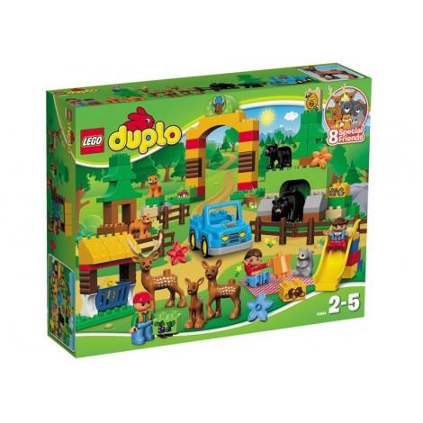 Parcul din Padurea LEGO DUPLO (10584)