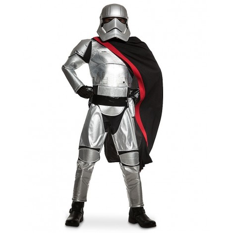Costum Captain Phasma 5-6 Ani