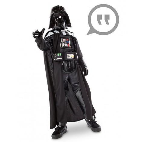 Costum Darth Vader 4-5 Ani