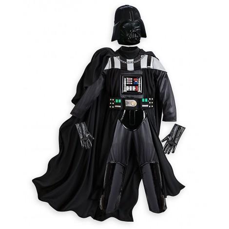 Costum Darth Vader 7-8 Ani