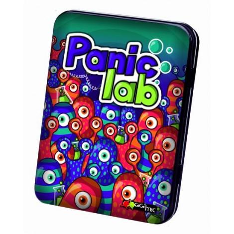 Joc de strategie - Panica in laborator - Panic Lab