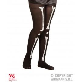 Ciorapi schelet - marimea 140 cm