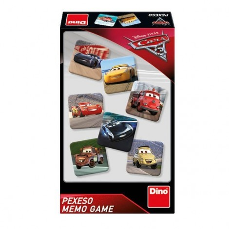 Joc de memorie - cars 3