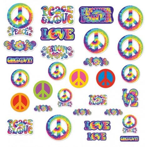 Decoratiuni Hippie Anii 70