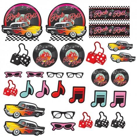 Decoratiuni Rock And Roll Anii 50