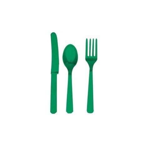 Set 8 Tacamuri Verde