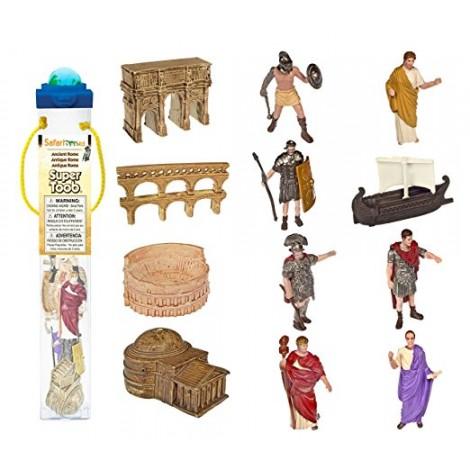 Tub cu 12 figurine - Roma Antica