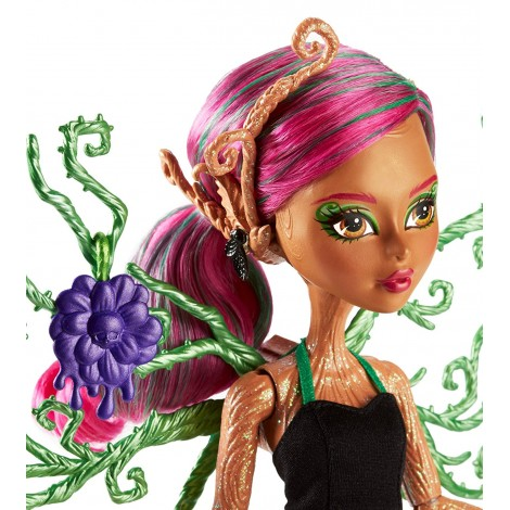 Papusa Treesa Thornwillow - Monster High Garden Ghouls