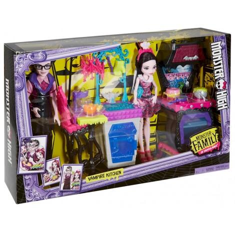 Bucataria Vampirilor - Monster High Family