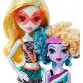 Lagoona si Kelpie - Monster High Family
